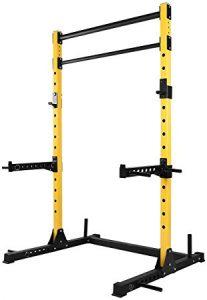 HulkFit Multi-Function Squat Rack