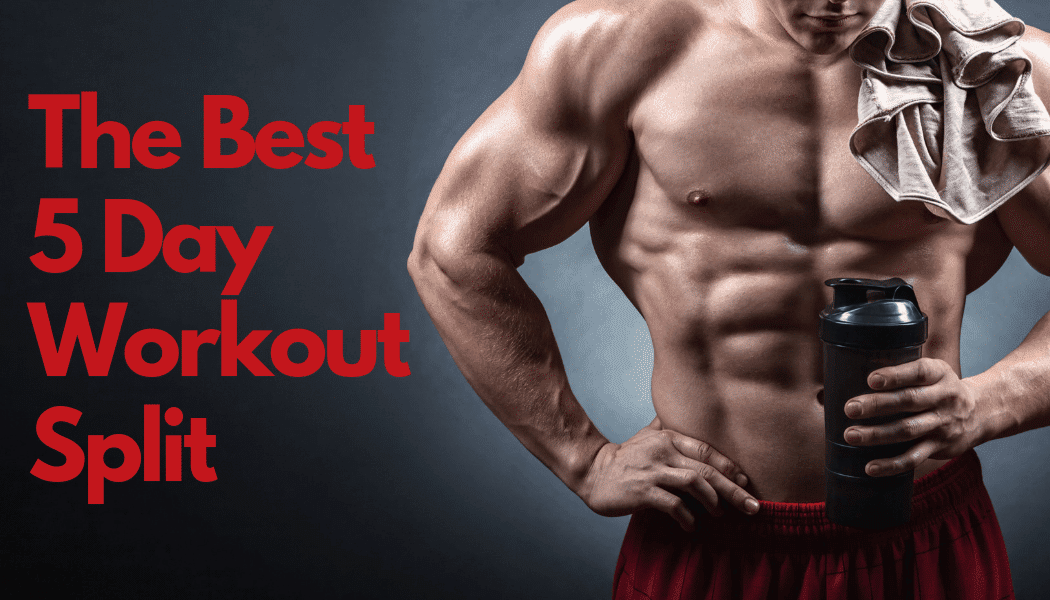 5 Day Workout Routine to Get RIPPED | Complete Guide (2019)