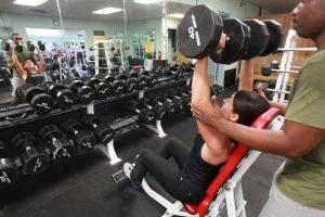 Best shoulder workout routine.
