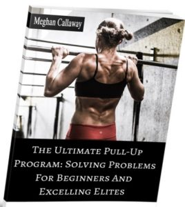 The Ultimate pull-up program: Solving proglems for begginers and excelling elites