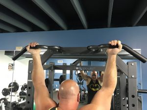 Protonated Hand Position for the Bicep